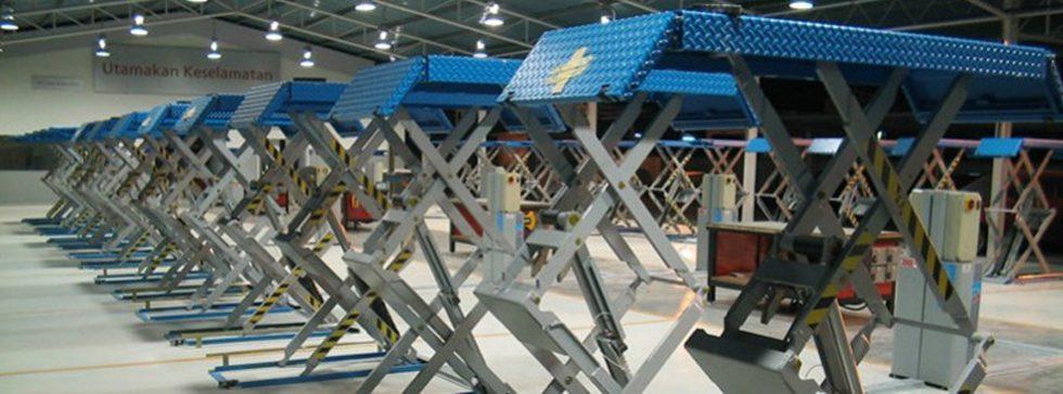 Scissor Lift Supplier Singapore