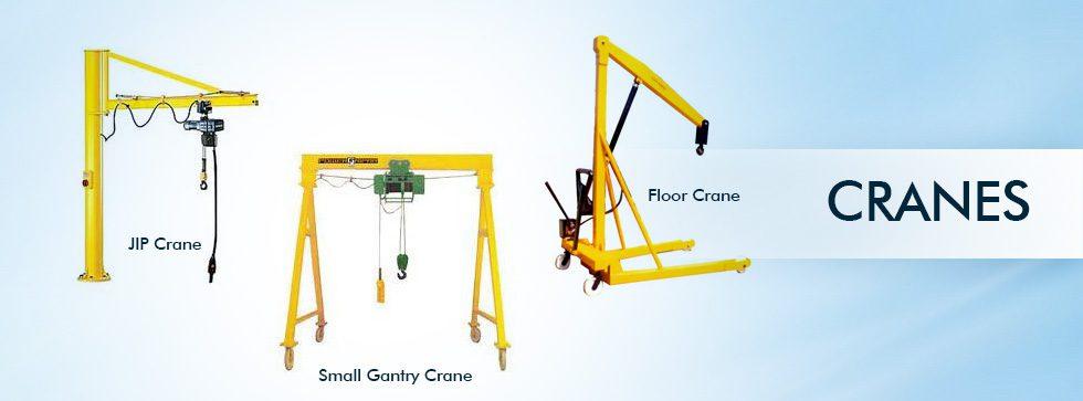 Gantry Crane Manufacturers Singapore